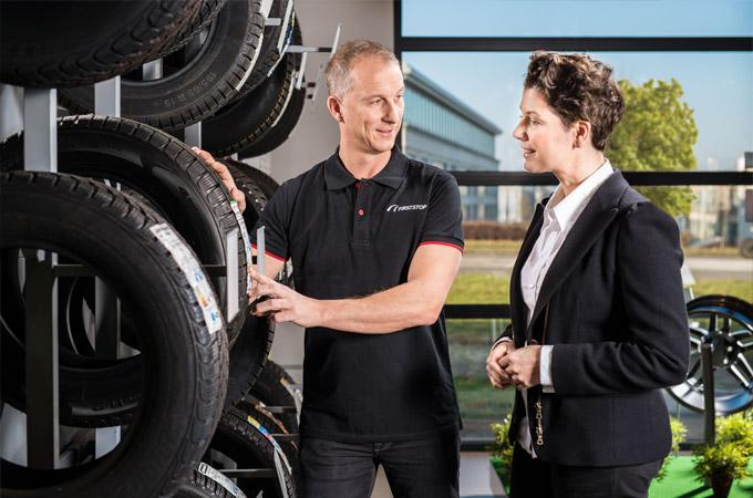 Nabava novih pnevmatik