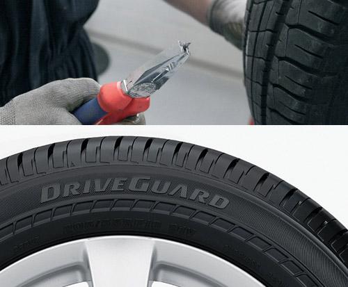 Drive guard - Run Flat